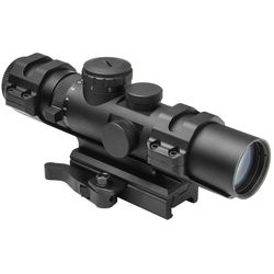 NcSTAR 2-7x32 XRS Series Compact Riflescope