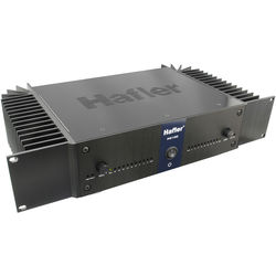 Hafler Power Amp, Mosfet, 150 Watts per Channel, XLR and RCA Inputs