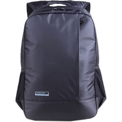 "Kingsons 15.6"" Casual Laptop Backpack (Black)"