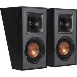 Klipsch Reference R-41SA Dolby Atmos Speakers (Black, Pair)