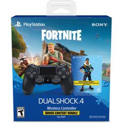 Sony DualShock 4 Wireless Controller (Fortnite Bundle)