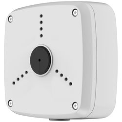 Honeywell Junction Box for HD29HD1(X), HB74HD1(X), HB75HD1(X), and HB75HD2(X) Series Cameras (Off-White)