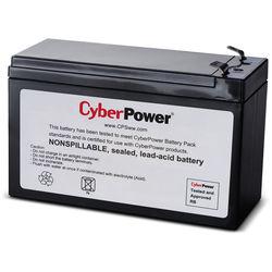 CyberPower Replacement Battery Cartridge for CPS-585AVR-B,-625AVR,-625AVR-SC,OP650,12V/7Ah