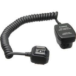 Canon OC-E3 Off Camera Shoe Cord (2')