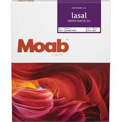 """Moab Lasal Photo Matte 235 (8.5 x 11"""") - Box of 50"""
