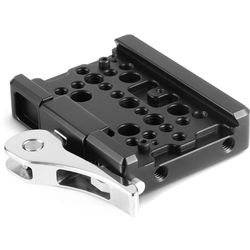 SmallRig 2006 Drop-In Baseplate (Manfrotto 501PL or 504PL QR Plate Compatible)