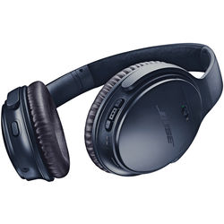 Bose QuietComfort 35 Series II Wireless Noise Cancelling Headphones (Limited Edition Triple Midnight)