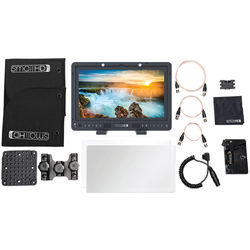 "SmallHD 1703 P3X 17"" Studio Monitor Kit (Gold Mount)"