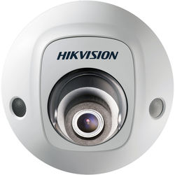 Hikvision DS-2CD2555FWD-IS 5MP Outdoor Network Mini Dome Camera with 4mm Lens and Night Vision