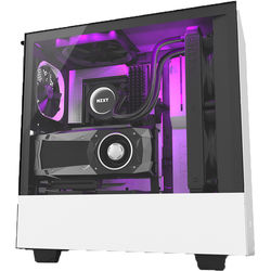 NZXT H500i Mid-Tower Case (White)