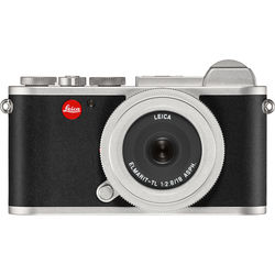 Leica CL Mirrorless Digital Camera with 18mm Lens (Silver Anodized)