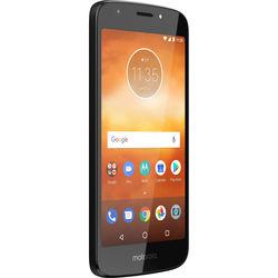 Moto e5 Play 16GB Smartphone (Unlocked, Black)