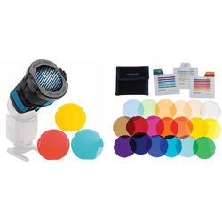 Rogue Photographic Design Rogue 3-in-1 Grid and Color Correction Filters Kit