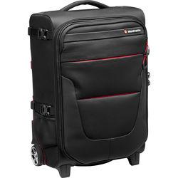 Manfrotto Pro Light Reloader Air-55 Carry-On Camera Roller Bag (Black)