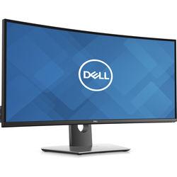 "Dell U3419W UltraSharp 34"" 21:9 Curved IPS Monitor"