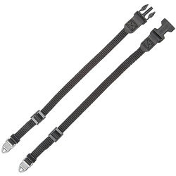 OP/TECH USA Super Pro A Connectors (Set of 2, Black))