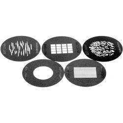 Elinchrom Gobo Mask Set (5) for Elinchrom Minispot