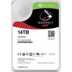 """Seagate 14TB IronWolf 3.5"""" Hard Drive"""