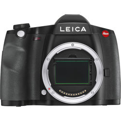 Leica S3 Medium Format DSLR Camera (Body Only)