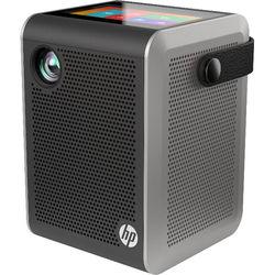 HP OP800 Omni 800-Lumen WXGA DLP Smart Pico Projector with Wi-Fi