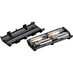 Streamlight Alkaline Battery Cartridge for Survivor LED and Knucklehead (Batteries Not Included)
