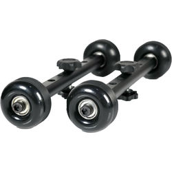 ProAm USA Universal Table Top Dolly DIY Wheels - Set Of 2 - Works With Modus System