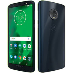 Moto Moto G6 64GB Smartphone (Unlocked, Black)