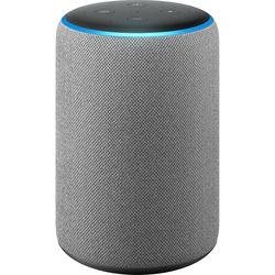 Amazon Echo Plus (2nd Generation, Heather Gray)