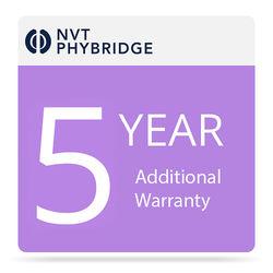 NVT 5-Year Additional Warranty for EC-Link+