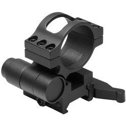 NcSTAR Flip-to-Side 30mm Quick Release Mount