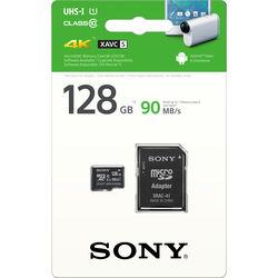 Sony 128GB SR-UY3A Series UHS-I microSDXC Memory Card