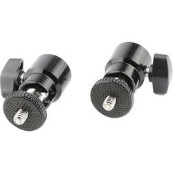 "CAMVATE 1/4""-20 Mini Ball Head (2-Pack)"