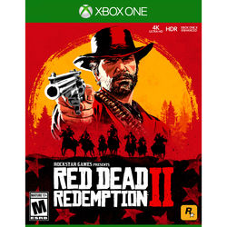 Take-Two Red Dead Redemption 2 (Xbox One)