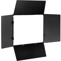Luxli Barndoors for Timpani 1X1 LED Panel