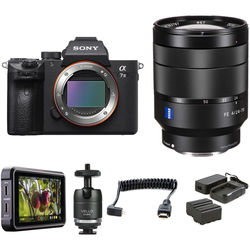 3b3b7f2eda Sony Alpha a7 III Mirrorless Digital Camera with 24-70mm f 4 Lens HDR