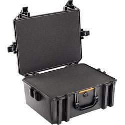 Pelican Vault V550 Standard Equipment Case with Foam Insert (Black)