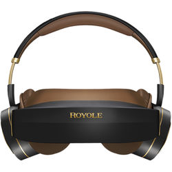 Royole Moon 3D Mobile Theater Headset (Black)
