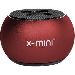 X-mini CLICK 2 Portable Wireless Speaker (Red)