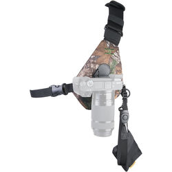 Cotton Carrier Skout Camera Sling Style Harness (Realtree Xtra Camo)