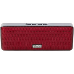 X-mini XOUNDBAR Portable Wireless Speaker (Crimson Red)