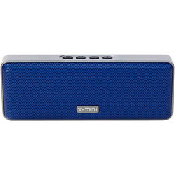 X-mini XOUNDBAR Portable Wireless Speaker (Midnight Blue)