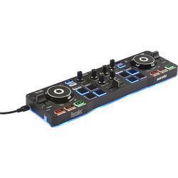 Hercules DJControl Starlight - DJ Software Controller with Serato DJ Lite