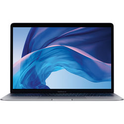 "Apple 13.3"" MacBook Air with Retina Display (Late 2018, Space Gray)"