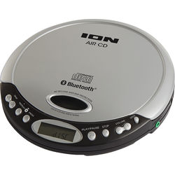 ION Audio Air CD Portable CD Player with Bluetooth