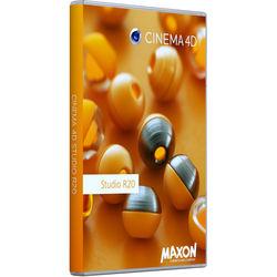 Maxon Cinema 4D Studio R20 (6-Month Short-Term Subscription, Download)