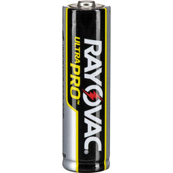 RAYOVAC Ultra Pro AA Alkaline Battery (1.5V, Resealable, 48-Pack)