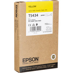 Epson UltraChrome, Yellow Ink Cartridge