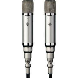 Telefunken ELA M 251T Stereo Set Large-Diaphragm Tube Condenser Microphones (Matched Pair)