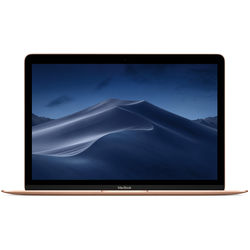 "Apple 12"" MacBook (Late 2018, Gold)"