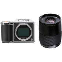 Hasselblad X1D-50c Medium Format Mirrorless Digital Camera with 90mm Lens Kit (Silver)